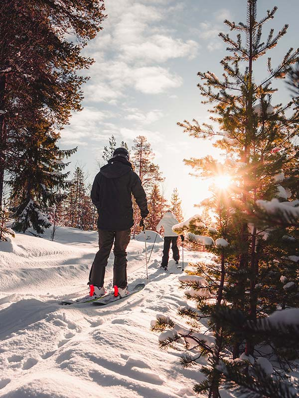 Skiing In Spokane