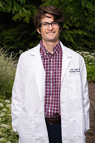Samuel Logan, MD