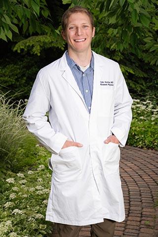 Tyler Hooton, MD