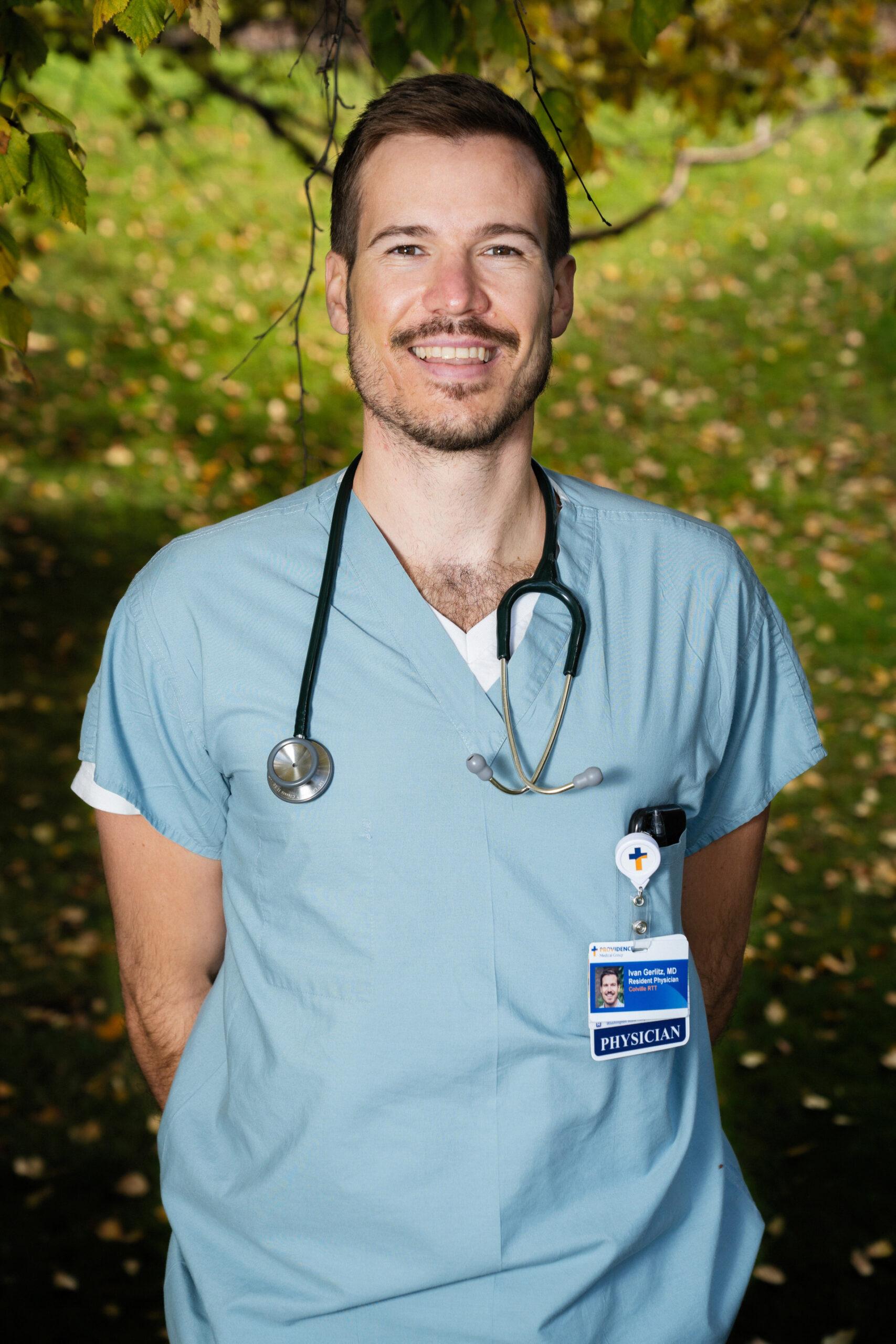 Ivan Gerlitz, MD